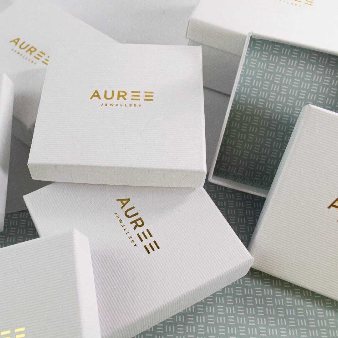 Auree UK Made Cardboard Boxes