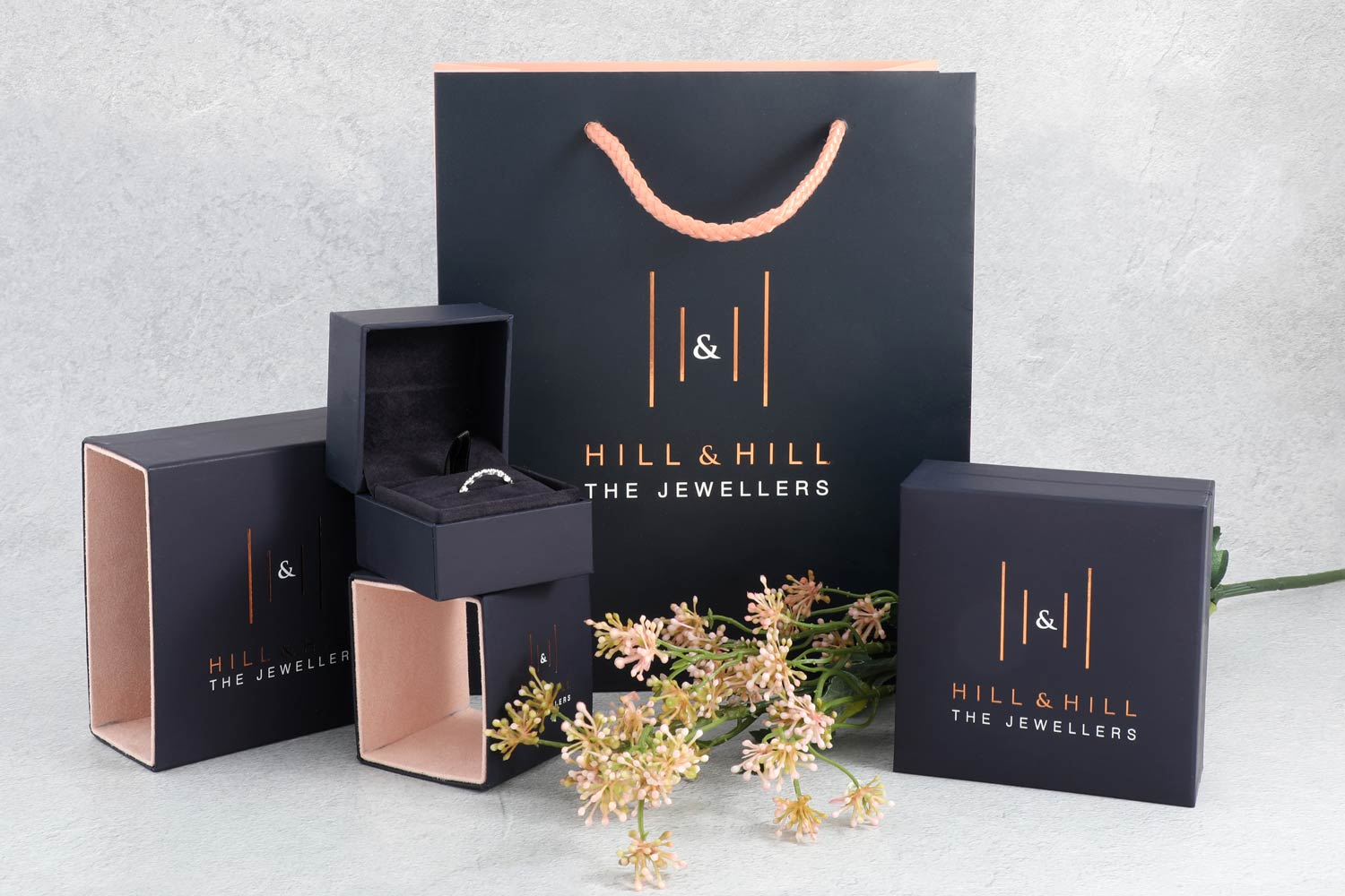 Hill & Hill Jewellery Packaging