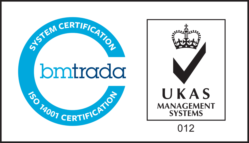ISO 14001 Certification Mark