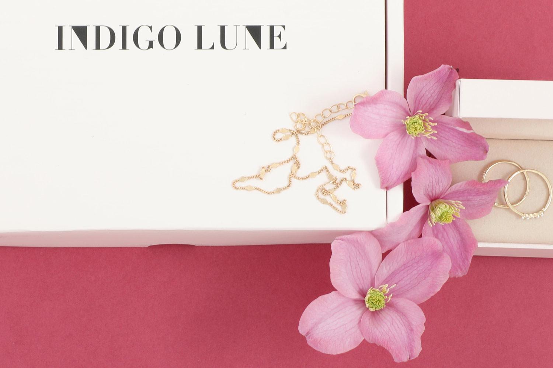 Indigo Lune Packaging