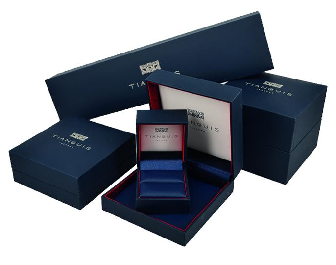Indulgence Tiangius Jackson Jewellery Packaging