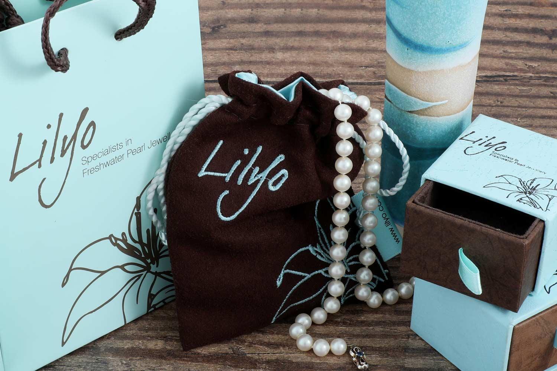 Lilyo Jewellery Packaging