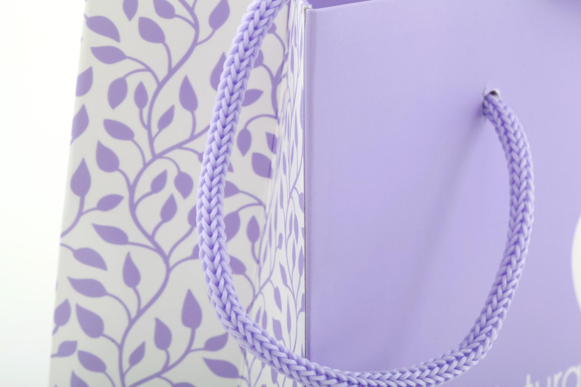 Natural Creations Bag Detail