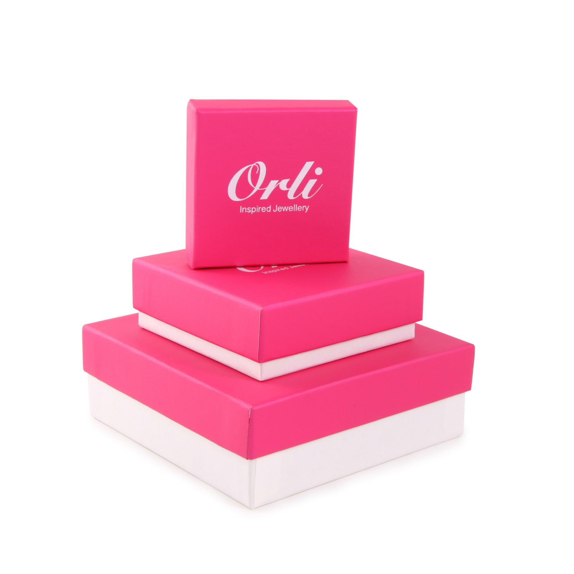 Orli UK Made Jewellery Boxes