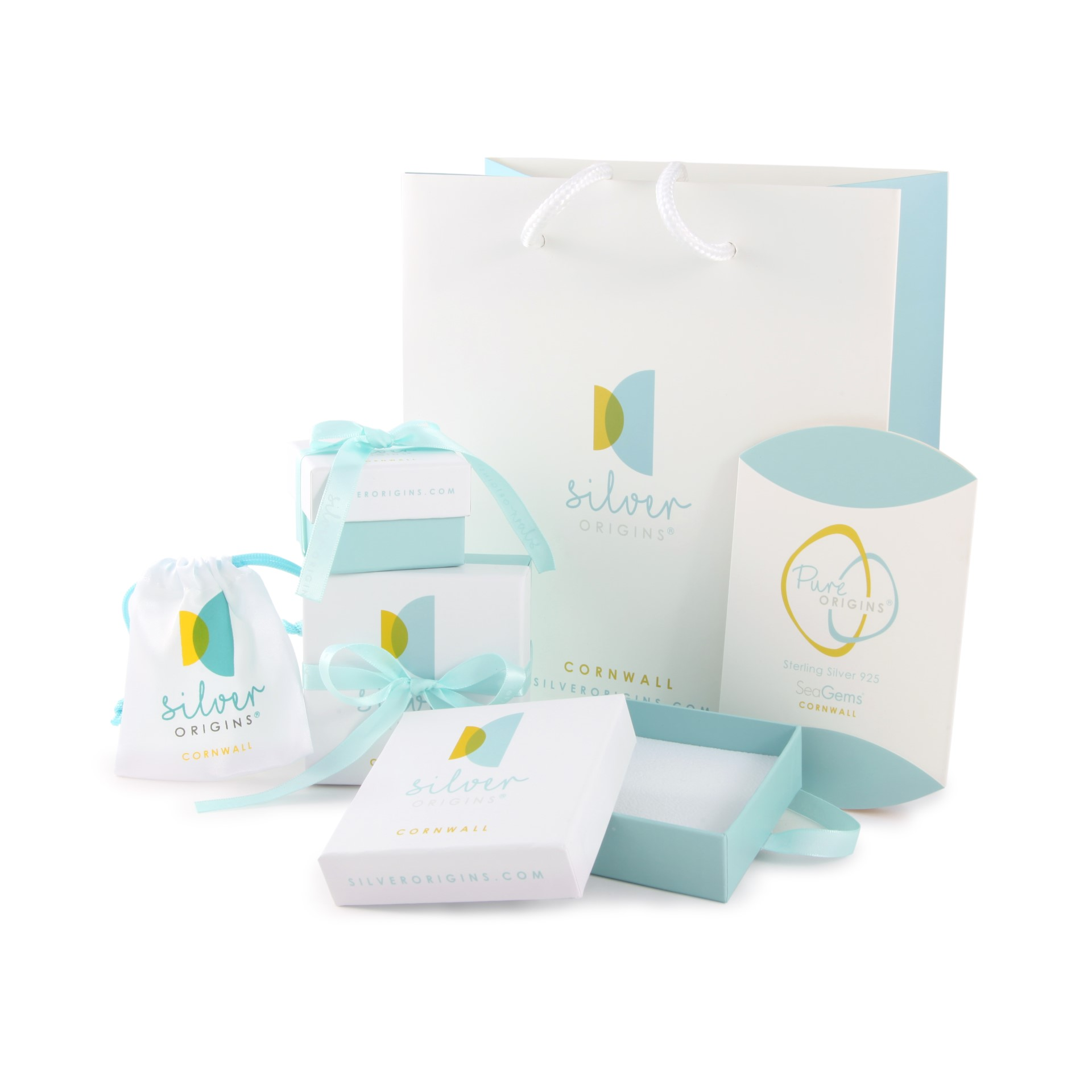 Sea Gems Bags and Boxes