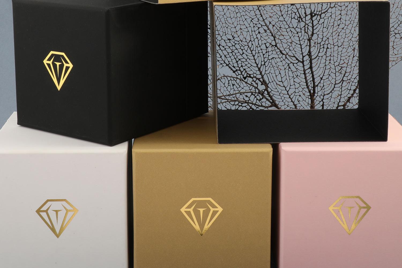Tru Diamonds Jewellery Boxes